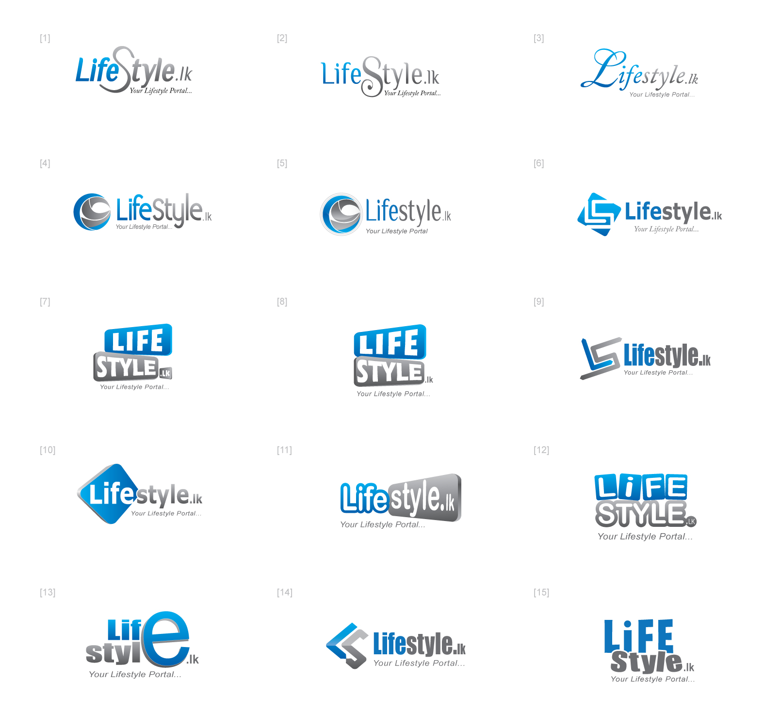 Get Free Logos Samples from the Free Logo Maker Website